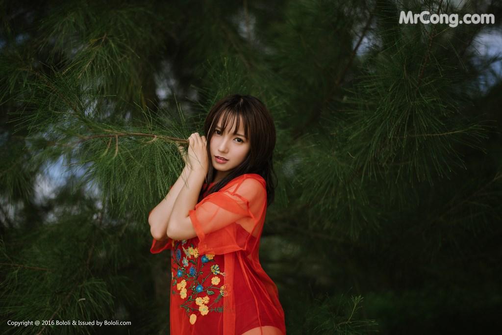 Image Bololi-2017-10-30-Vol.125-Fan-Hui-Ya-MrCong.com-003 in post Bololi 2017-10-30 Vol.125: Người mẫu Fan Hui Ya (范惠雅) (43 ảnh)