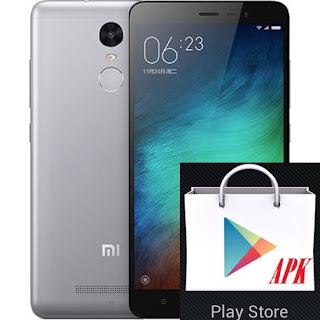 Cara Menginstall APK Playstore Yang Tidak Bisa Di Install Di Xiaomi Redmi Note 3