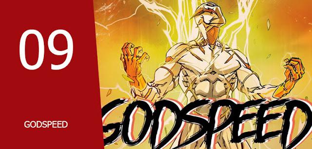 Speedster Jahat DC godspeed