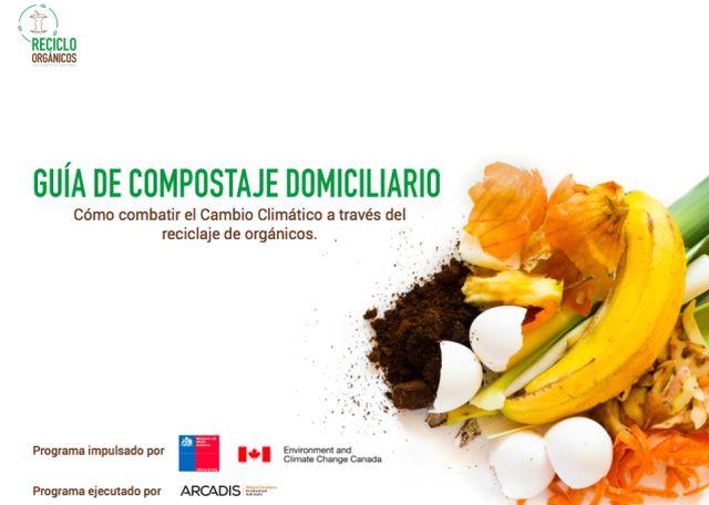 Lanzan guía educativa para reciclar residuos orgánicos en casa