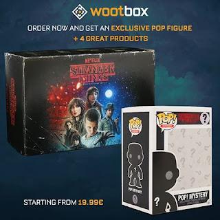 Caja WootBox octubre