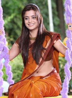 Nisha Agarwal saree spicy actress