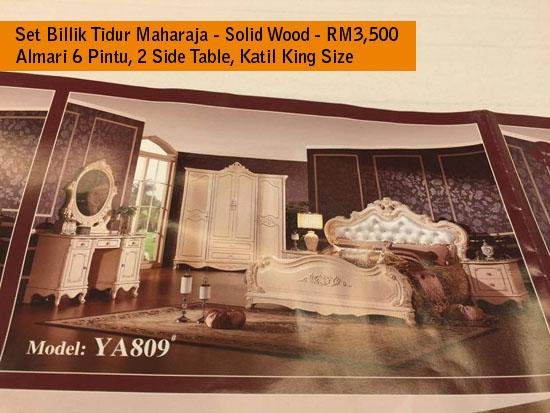 Harga set bilik tidur murah beli di Fooshan, China