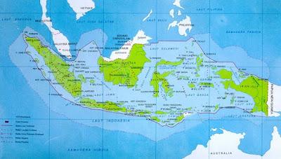 Wilayah negara kesatuan republik Indonesia - berbagaireviews.com