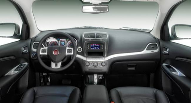 2018 Fiat Freemont Specs, Release Date, Price