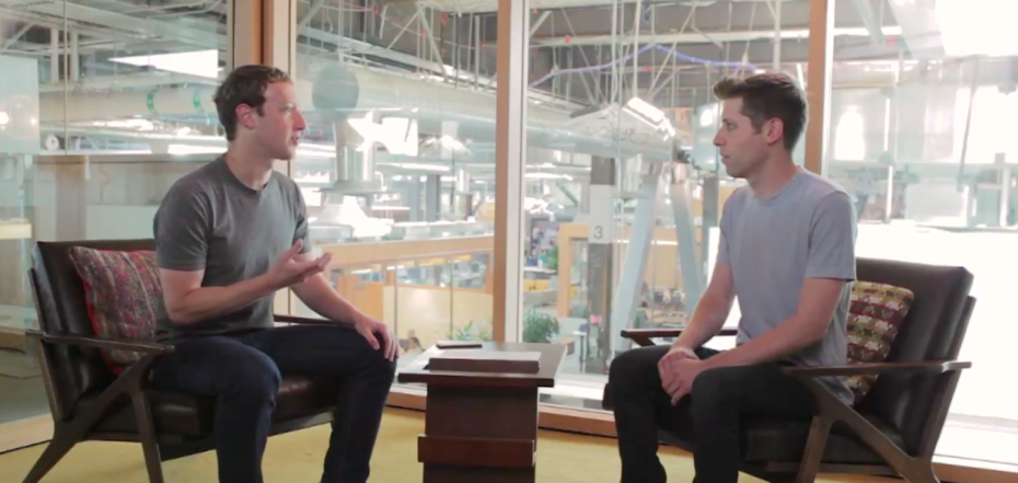 Mark Zuckerberg interview with Y Combinator