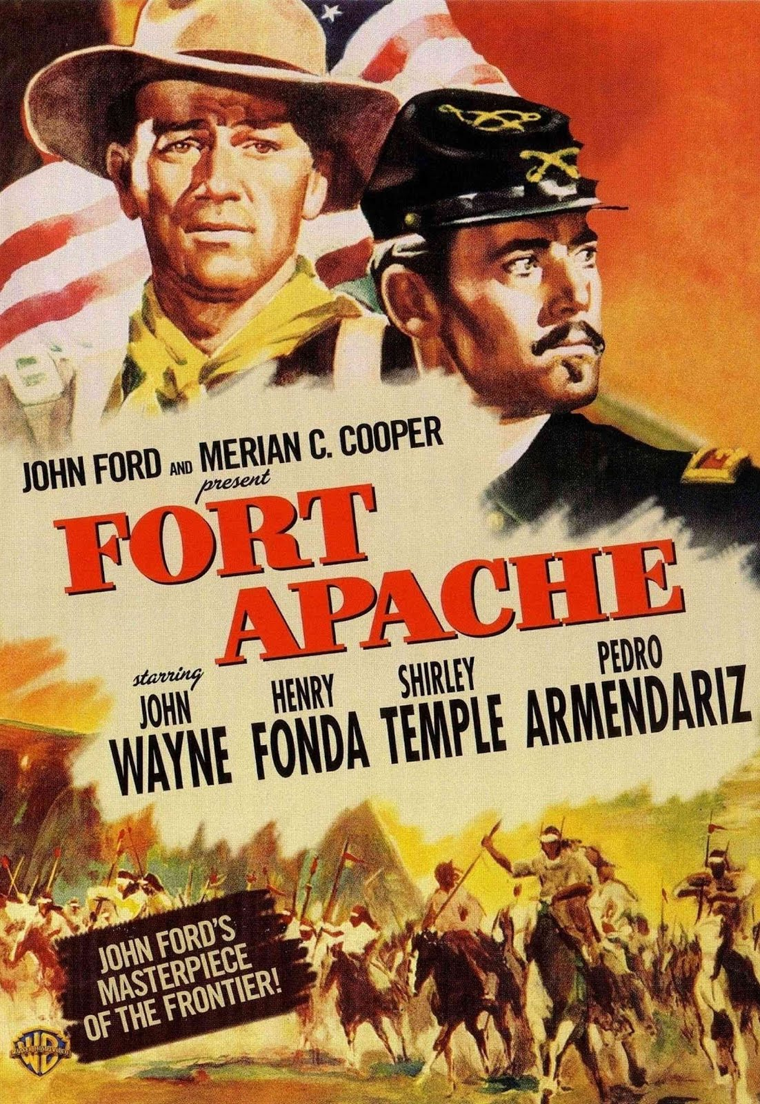 Fort Apache en el fancine