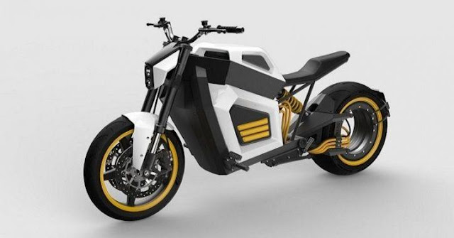RMK E2 Electric Bike