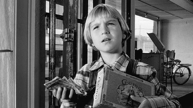 """paper moon"""", bogdanovich y su segunda gran película. obra de culto."""