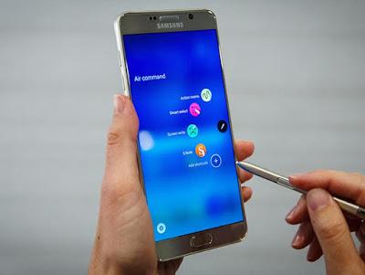 Mau Samsung Galaxy Note 7 moi