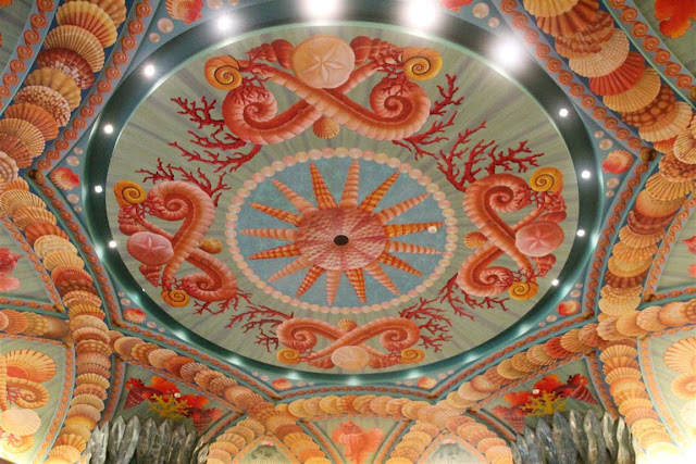 Atlantis The Palm, Deckenmalerei (C) JUREBU