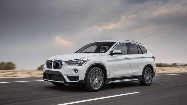 2017 BMW X1 SUV Compact Crossover