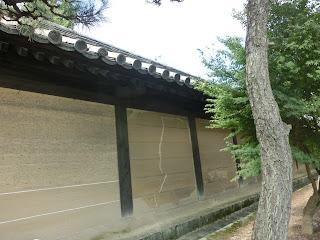 三十三間堂太閤塀