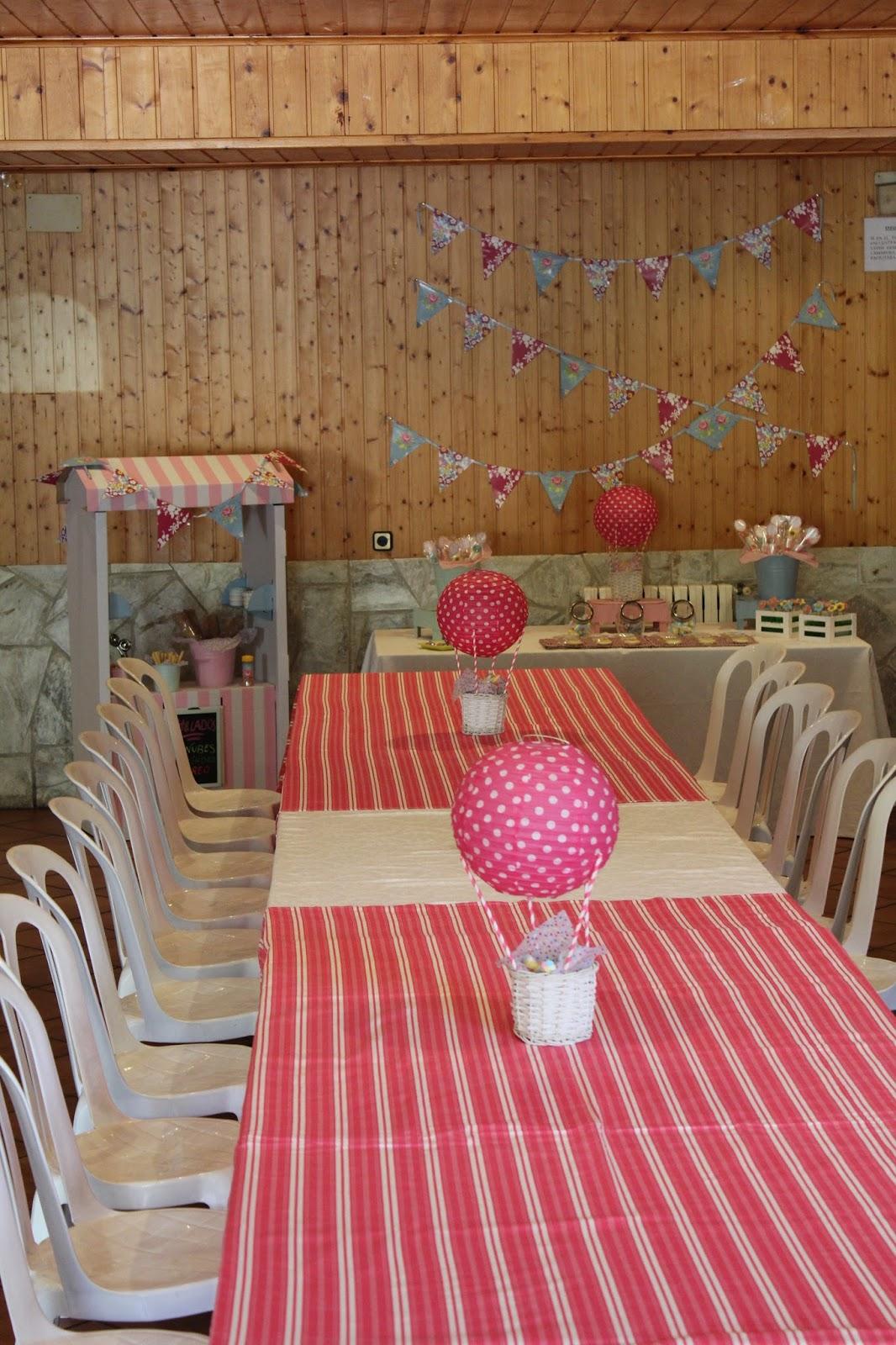 me encanta preparar y decorar cumpleaos infantiles me parece muy divertido y creativo