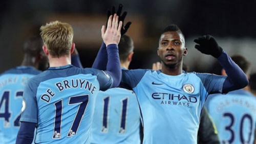 Man City bán Kelechi Iheanacho cho đội tuyển Leicester