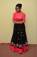 Telugu Actress Mahi Stills at Box Movie Audio Launch  0056.JPG