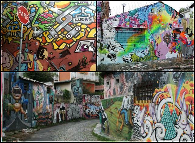 Arte gratuita em São Paulo