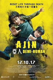 Crítica - Ajin: Demi-Human (2017)