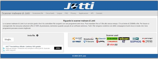 jotti-antivirus
