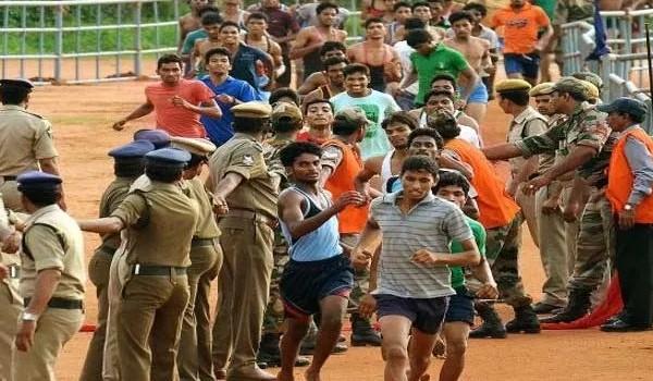 Ernakulam  Army Rally, Indian Army Rally, Open Bharti Rally