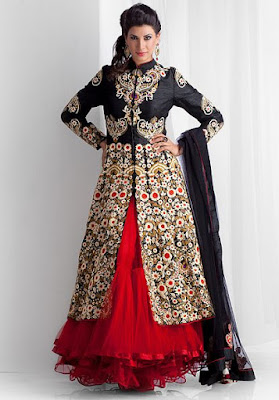 New-Stylish-Designer-Floor-Length-Anarkali-Wedding-Dresses-Collection-16