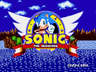 Sonic 1 Mania Edition