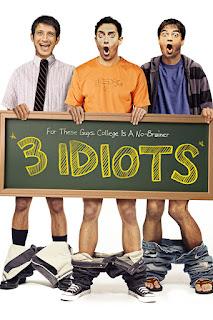 3 idiots goofs