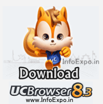 www.infoexpo.in -- Download new UC Browser 8.3 for your Phone