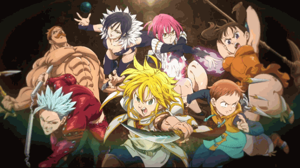 Nanatsu no Taizai - Top Anime Where the Main Character is Underestimated