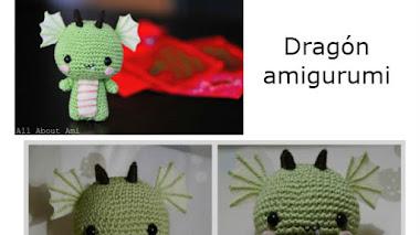 Amigurumi Dragón - DIY