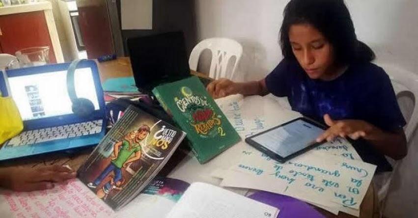 MINEDU: El servicio educativo a distancia debe mantener el enfoque orientado a competencias - www.minedu.gob.pe