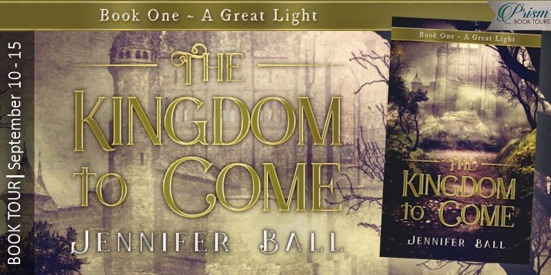 It's the Grand Finale for A GREAT LIGHT by Jennifer Ball!