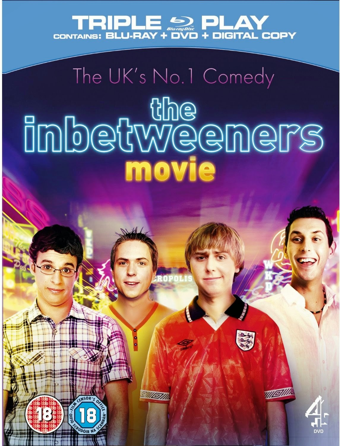 THE INBETWEENERS MOVIE 2011 ταινιες online seires oipeirates greek subs