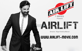Airlift movie latest wallpaper