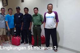 Aksi Sosial Lingkungan St. Yohanes 3