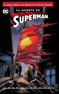 La Muerte de Superman (2018) en Español latino