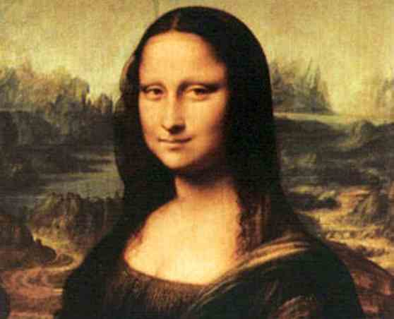 Weird Mona Lisa Pictures 2