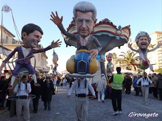 carnevale viareggio foto