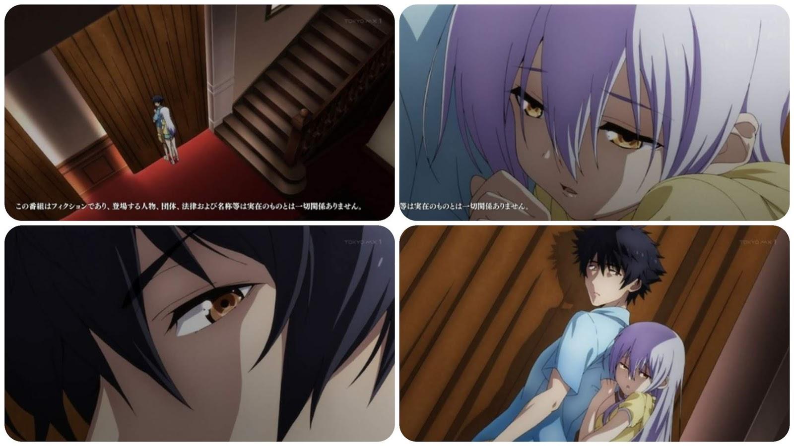 Anime Nikki: [Island] Episode 2 everyone's impressions