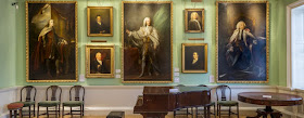 The Picture Gallery at the Foundling Museum - photo Dan Weill