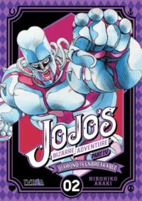 JOJO'S BIZARRE ADVENTURE  Diamond Is Unbreakable #2