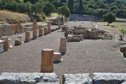 ΥΠΠΟ: Ενημέρωση σχετικά με τους αρχαιολογικούς χώρους της Μεσσηνίας