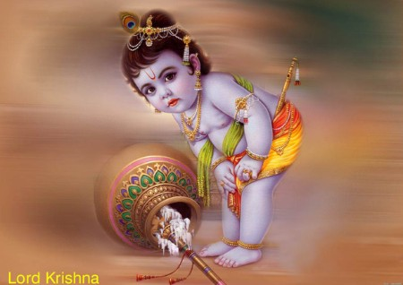 bal krishna wallpaper image quote