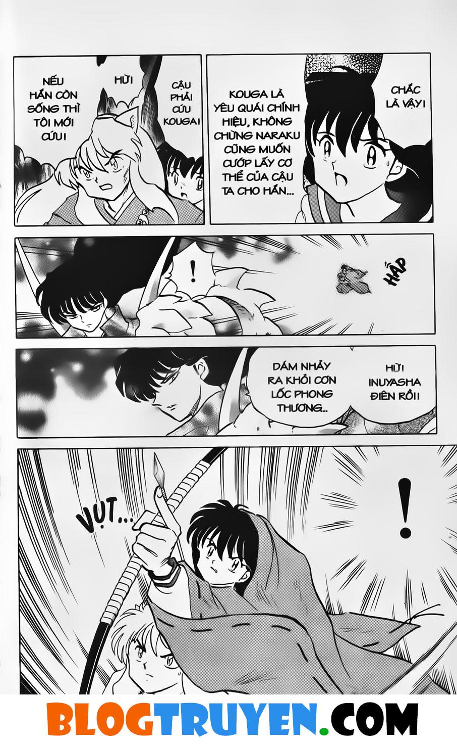 Inuyasha vol 29.1 trang 15