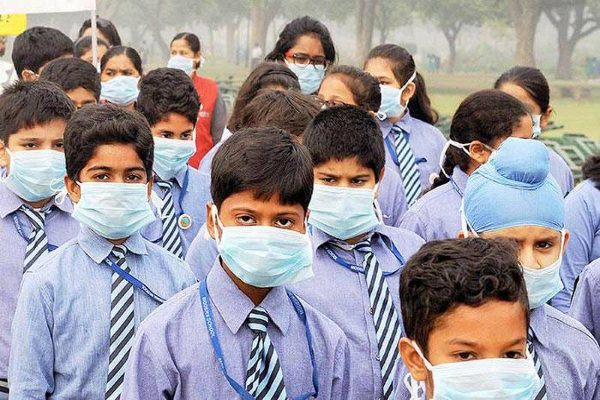 WHO: Polusi Udara Makan Korban 600.000 Anak Setiap Tahun