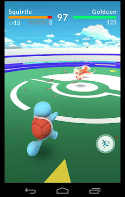 Pokemon GO Android and iOS Game