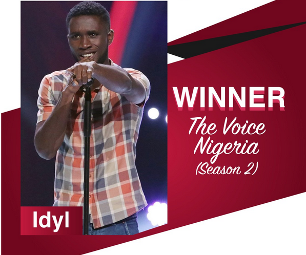The-Voice-Nigeria:-Idyl-wins-the #TheVoiceNigeria-Season-2