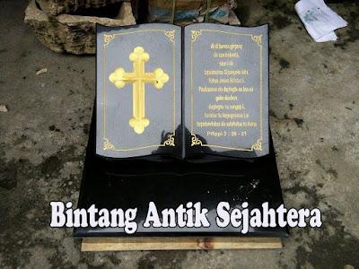 Nisan Granit Kristen || Nisan Granit Tulungagung