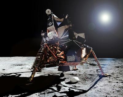 Lunar module picture