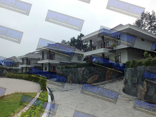 Villa Resort Puncak Robinson Bogor Training Center,